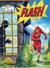 Flash (Arédit - Pop Magazine/Cosmos/Flash) -20- La stupéfiante course contre la montre
