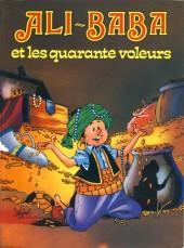 Grands classiques (De La Fuente) - Ali-Baba et les quarante voleurs