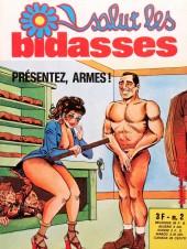 Salut les bidasses -2- Présentez, armes !