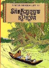 Tintin (en langues étrangères) -6Finnois- Särkynyt korva