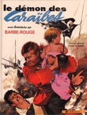 Barbe-Rouge -1c1984- Le démon des Caraïbes