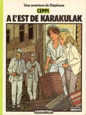 Stéphane Clément -2a- À l'est de Karakulak