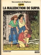 Stéphane Clément -5- La malédiction de Surya