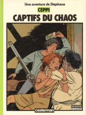 Stéphane Clément -7- Captifs du chaos