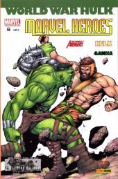 Marvel Heroes (Marvel France - 2007) -6- Les chasseurs