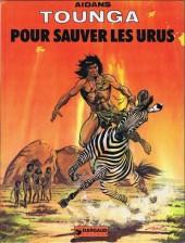 Tounga (Cartonné) -8- Pour sauver les Urus