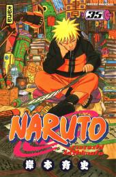 Naruto -35- Un nouveau duo !!