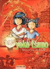 Yoko Tsuno (Intégrale) -5- Sous le ciel de Chine