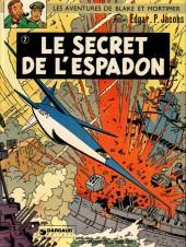 Blake et Mortimer (Historique) -2d77'- Le Secret de l'Espadon 2