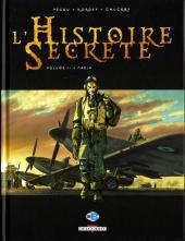 L'histoire secrète -11- Nadja