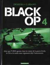 Black Op -4- Tome 4
