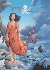Barbe-Rouge -34TT- Le secret d'Elisa Davis - 1re partie