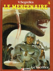 Le mercenaire -4- Le sacrifice