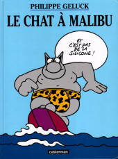 Le chat -7a06- Le Chat à Malibu