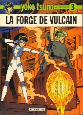Yoko Tsuno -3b79- La forge de Vulcain