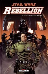 Star Wars - Rébellion -4- Mon frère, mon ennemi