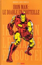 Best of Marvel -14- Iron Man : Le Diable en bouteille