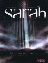 Sarah -1- Les enfants de Salamanca - Première partie