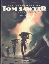 Tom Sawyer (Les Aventures de) (Lefèbvre/Morvan/Voulyzé) -2- Volume 2