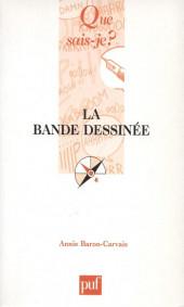(DOC) Études et essais divers -b- La Bande dessinée