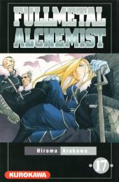 FullMetal Alchemist -17- Tome 17