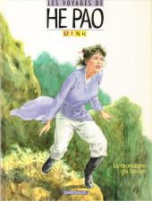 Les voyages de He Pao -1- La montagne qui bouge