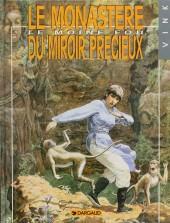 Le moine fou -5- Le monastère du miroir précieux