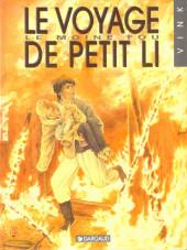 Le moine fou -8- Le voyage de petit Li