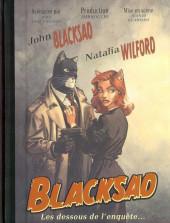 Blacksad -HS- Blacksad, les dessous de l'enquête