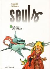 Seuls -3- Le clan du requin