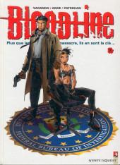 Bloodline -2- La traque