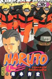 Naruto -36- L'équipe 10