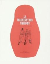 Blake et Mortimer (Les Aventures de) -14TT- La Machination Voronov