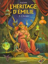 L'héritage d'Émilie -5- L'Arcane