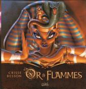 (AUT) Crisse -6- Or et flammes