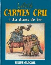 Carmen Cru -2- La dame de fer