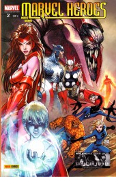 Marvel Heroes Hors Série (Marvel France - 2008) -2- Onslaught revient !