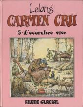Carmen Cru -5- L'écorchée vive
