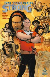 Tom Strong -4- Tome 4
