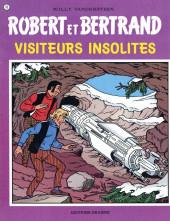 Robert et Bertrand -18- Visiteurs insolites