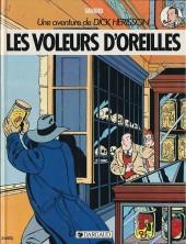 Dick Hérisson -2- Les voleurs d'oreilles