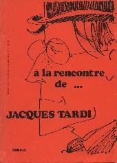 (AUT) Tardi -2- À la rencontre de ... Jacques Tardi