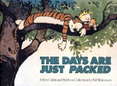 Calvin and Hobbes (1987) -8- The days are just packed