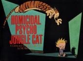 Calvin and Hobbes (1987) -9- Homicidal psycho jungle cat