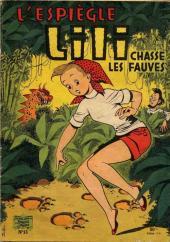 Lili (L'espiègle Lili puis Lili - S.P.E) -13- L'espiègle Lili chasse les fauves