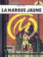 Blake et Mortimer -6- La marque jaune