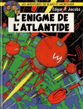 Blake et Mortimer (Les Aventures de) -7b1990- L'Enigme de l'Atlantide