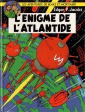 Blake et Mortimer -7a90- L'Enigme de l'Atlantide