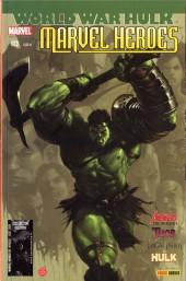 Marvel Heroes (Marvel France - 2007) -10- Sans frontières