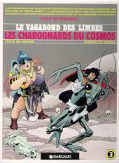 Le vagabond des Limbes -3c1990'- Les charognards du cosmos